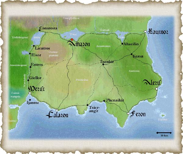 The Kingdom of Amar